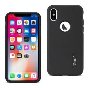 iPhone X/iPhone XS SOLID ARMOR DUAL LAYER CASE